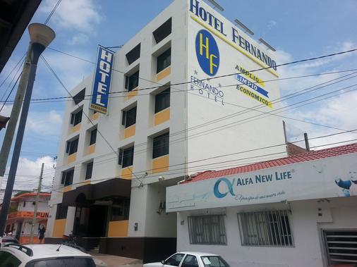 Hotel Fernando - Tuxtla Gutiérrez - Building