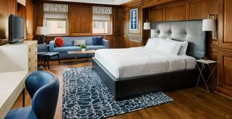 Hampton Inn Washington, D.C./White House - Washington - Bedroom