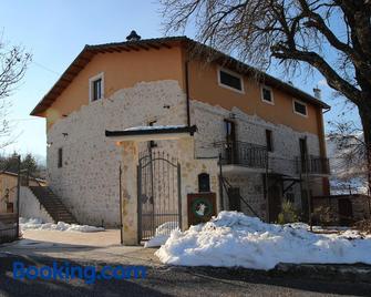 Agriturismo Capriccio Di Giove - Cansano - Building