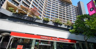 Pinnacle Hotel Harbourfront - Vancouver - Rakennus