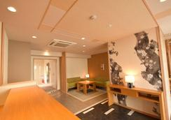 Hotel Trad Osaka Tsuruhashi - Οσάκα - Σαλόνι ξενοδοχείου