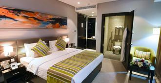 Best Western Plus Fursan Hotel - Riyadh - Bedroom