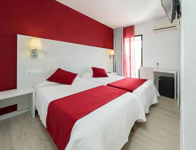 Hostal Marino - Sant Antoni de Portmany - Bedroom