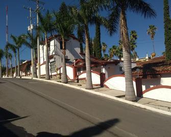 Villas del Peñon del Hotel Panorámico - Ciudad Victoria - Buiten zicht