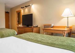 Comfort Inn - Brockville - Bedroom