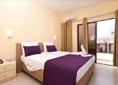 Praiano Aparthotel - Praia - Schlafzimmer