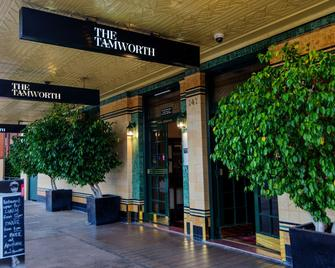 The Tamworth Hotel - Tamworth - Gebouw