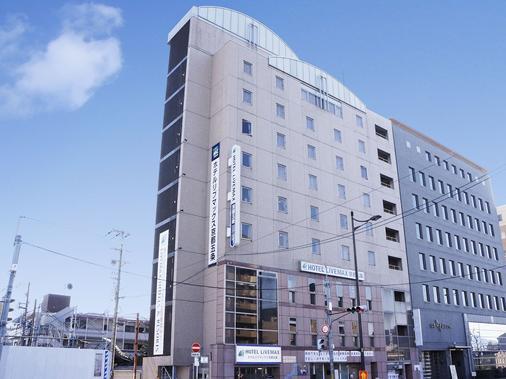 京都五條live Max飯店 - 京都 - 建築