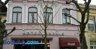 Hotel Dupuis - Valkenburg - Gebouw