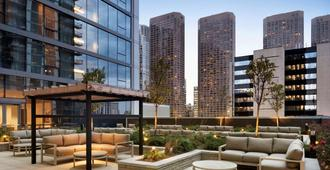 Homewood Suites by Hilton Chicago Downtown West Loop - Chicago - Byggnad