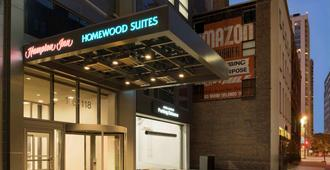 Homewood Suites by Hilton Chicago Downtown West Loop - Chicago - Building