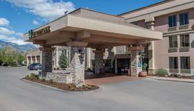 Quality Inn South - Colorado Springs - Edificio
