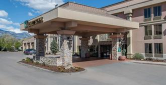 Quality Inn South - Colorado Springs - Bâtiment