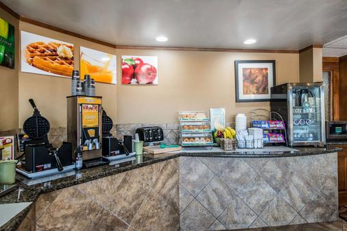 Quality Inn South - Colorado Springs - Buffet