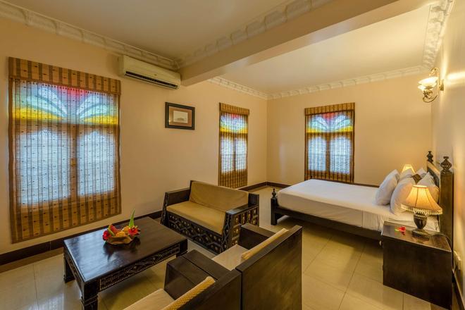 Golden Tulip Zanzibar Boutique Hotel - Sansibar - Makuuhuone