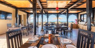 Golden Tulip Zanzibar Boutique Hotel - סטון טאון - מסעדה