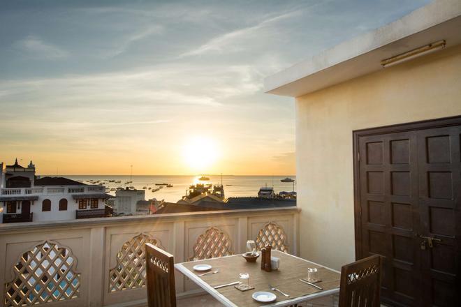 Golden Tulip Zanzibar Boutique Hotel - Sansibar - Parveke
