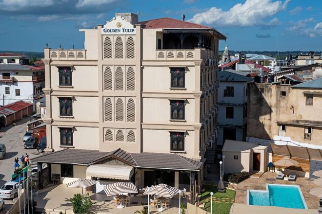 Golden Tulip Zanzibar Boutique Hotel - Sansibar - Rakennus