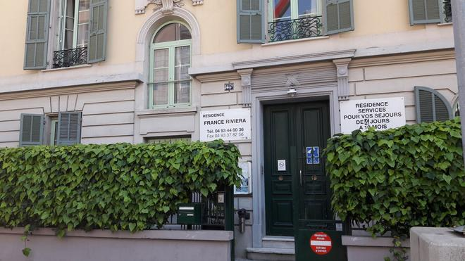 Residence France Riviera - Nizza - Rakennus