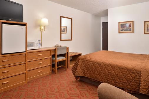 Americas Best Value Inn & Suites Sidney - Sidney - Bedroom