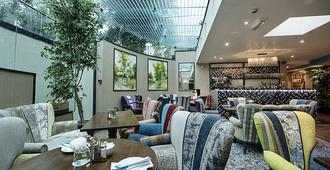 The Colonnade - London - Restaurant