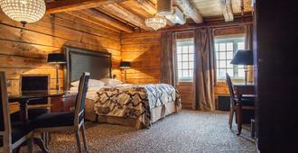 Det Hanseatiske Hotel - ברגן - חדר שינה