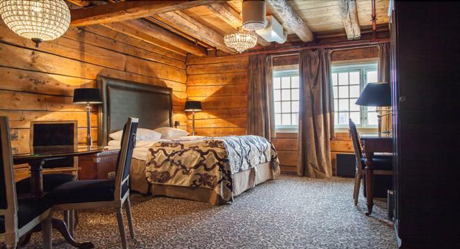 漢薩酒店 - 卑爾根 - 卑爾根 - 臥室