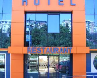 Hotel AMD - Piteşti - Building