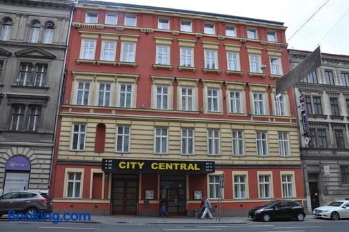 City Central De Luxe - Praha (Prague) - Toà nhà