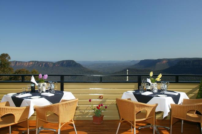 Echoes Boutique Hotel And Restaurant - Katoomba - Parveke