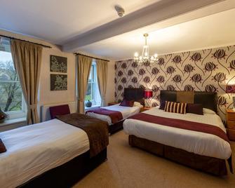Alston House Hotel - Alston - Bedroom