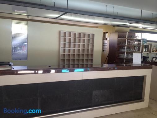 Jason Hotel Apartments - Rethymno - Front desk