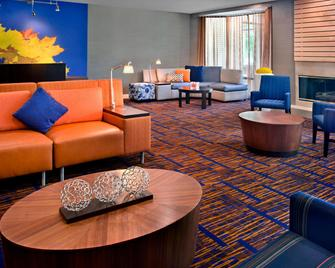 Courtyard by Marriott Philadelphia Plymouth Meeting - Plymouth Meeting - Lounge