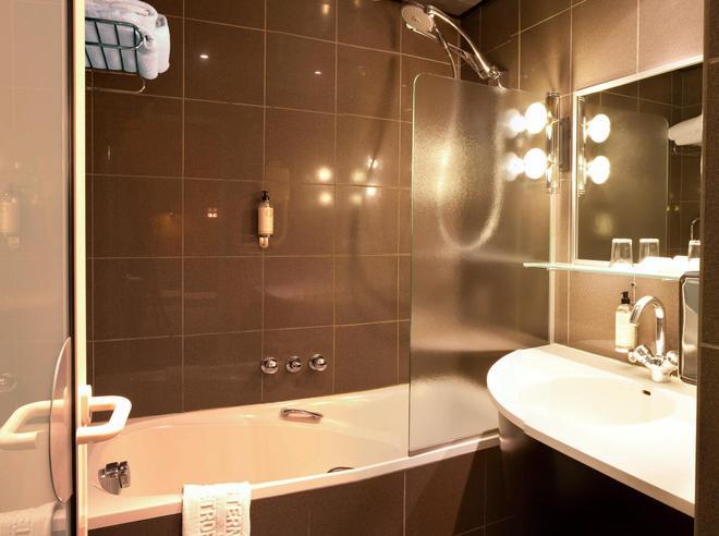 Best Western Plus Monopole Metropole - Strasbourg - Bathroom