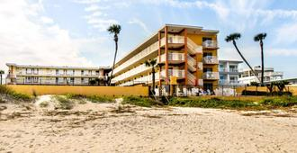 Quality Inn Oceanfront - Ormond Beach - Edificio