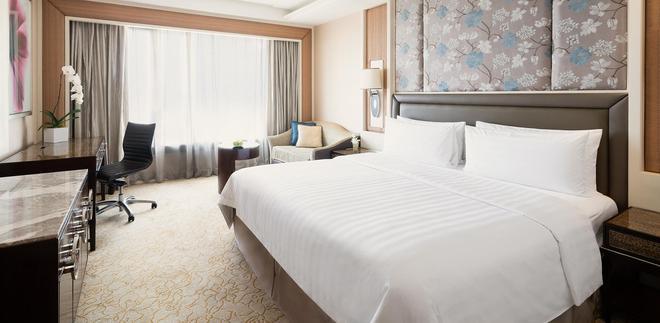 Edsa Shangri-La, Manila - Pasig - Bedroom