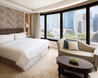 Edsa Shangri-La, Manila - Pasig - Schlafzimmer