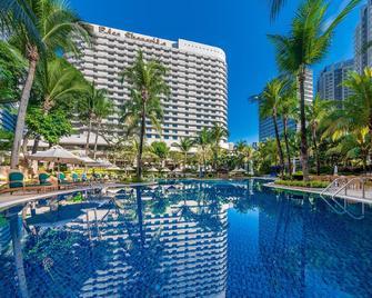 Edsa Shangri-La, Manila - Pasig - Pool