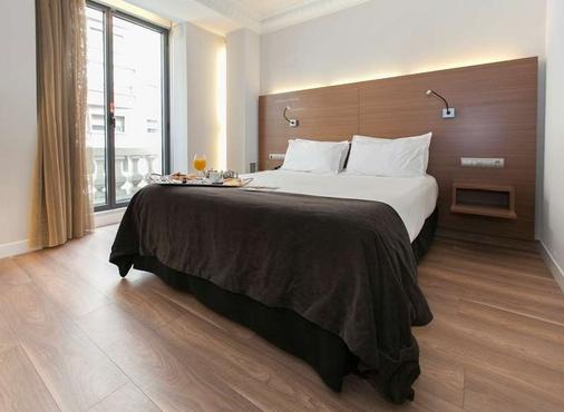 Vincci Zaragoza Zentro - Zaragoza - Phòng ngủ