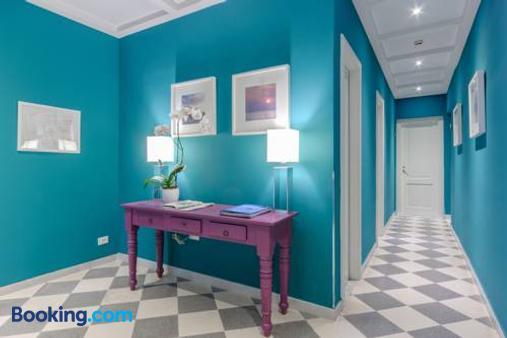 Hotel Moderno - Trapani - Διάδρομος