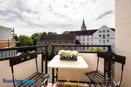 Hotel Zur Muehle - Paderborn - Balcony