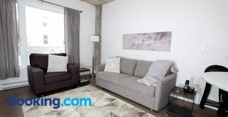 Condo 'Imagine' - Quebec - Sala de estar