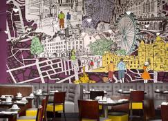 Radisson Blu Hotel Edinburgh City Centre - Edinburgh - Restaurant
