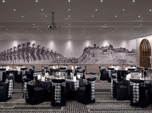 Radisson Blu Hotel Edinburgh City Centre - Εδιμβούργο - Αίθουσα συνεδριάσεων