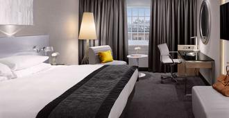Radisson Blu Hotel Edinburgh City Centre - Edinburgh - Schlafzimmer