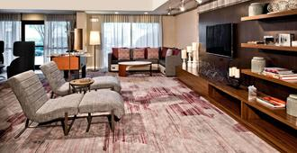 Courtyard by Marriott Charlotte Ballantyne - Charlotte - Vardagsrum