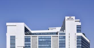 Marriott Executive Apartments Hyderabad - Hyderabad - Building
