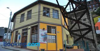Hostal Recuerdos de Familia - Valparaíso - Edificio