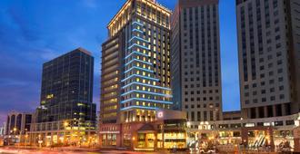 ميلينيوم بلازا الدوحة - الدوحة - المظهر الخارجي
