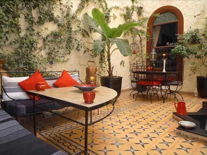 Riad Jomana - Marrakech - Patio